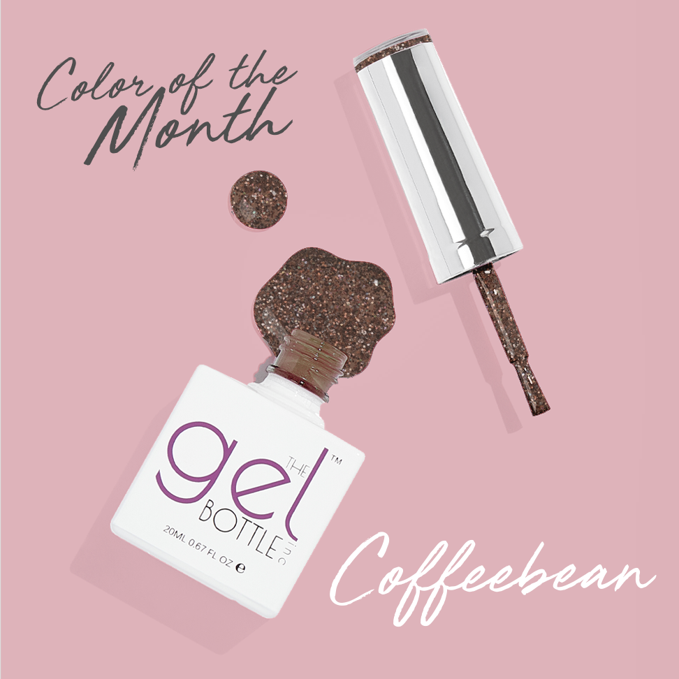 Color of the Month - Coffeebean