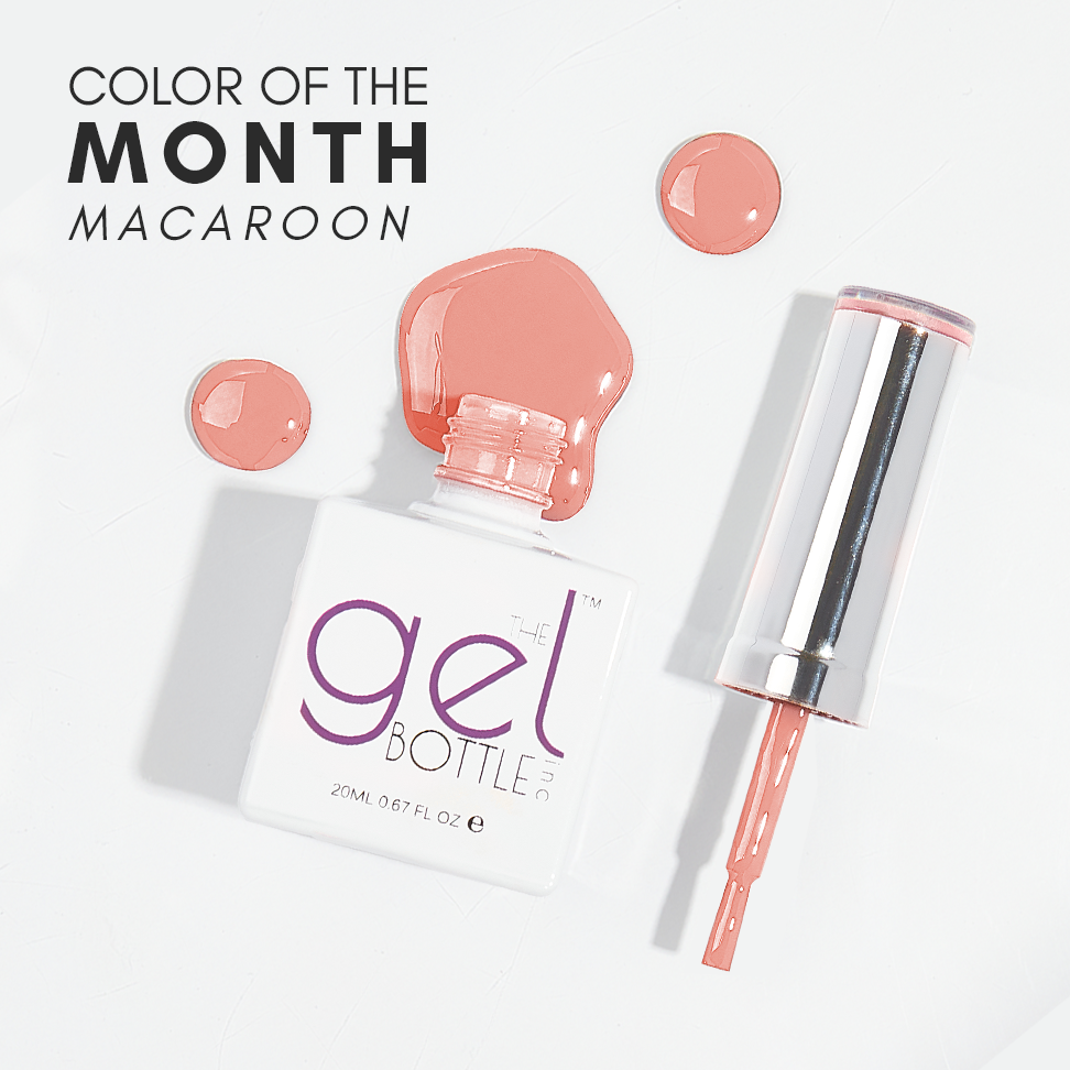 Color of the Month - Macaroon