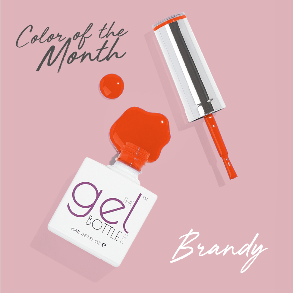Color of the Month - Brandy