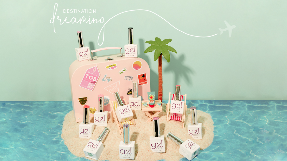 Gel Nail Polish, UK Vegan and Cruelty-Free - The GelBottle Inc